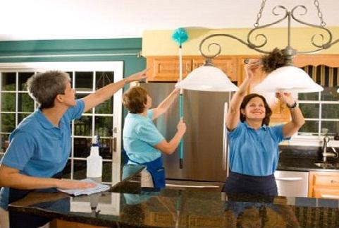 Dịch vụ vệ sinh nhà ở định kỳ