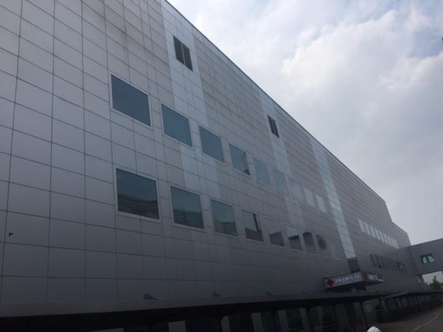 Dịch Vụ vệ sinh tòa nhà